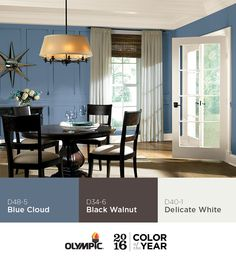 Paint Color Blue Cloud Is Highly Expressive And Glamorous Incorporate This Hue In A
