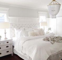 Bedroom goals @jillianmharris