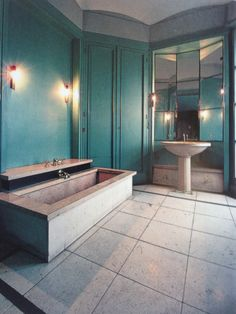 Bathroom Auguste Perret 1929-1932