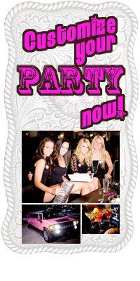 Bachelorette party in Nashville!