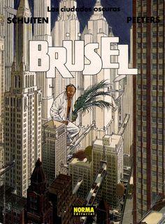 Brüsel, Las Ciudades oscuras n°1 (Norma, 1993)