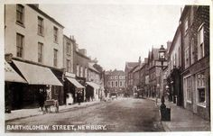 Bartholomew Street 1916