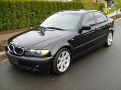 2003 BMW 325i- 2nd favorite car I've ever owned!