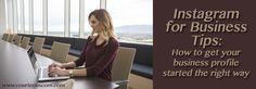 http://courteouscom.com/blog/instagram-for-business-tips  #instagramtips #businessadvice #businesstips