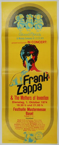 Frank Zappa '74