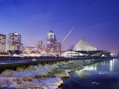 Milwaukee - where my family is from.  Pretty fun city!