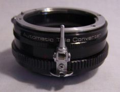 Vivitar - Tele Converter - Automatic Camera Lens 2X-3 f/3 Teleconverter - Nikon #Vivitar
