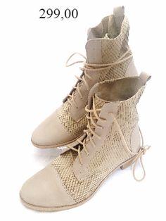 Letnie botki Wiwa Shoes