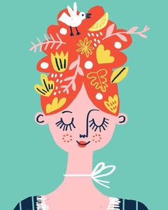 Rabbit Illustration, Art And Illustration, Character Illustration, Watercolor Illustration, Doodles, Doodle Inspiration, Art Deco, Pattern Art, Easy Drawings