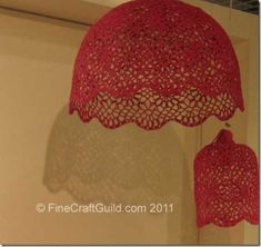 Share      Crochet Lamps      Crochet Lamps