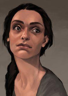 130109 Tsura by Uzlo.deviantart.com on @DeviantArt #drawing #illustration