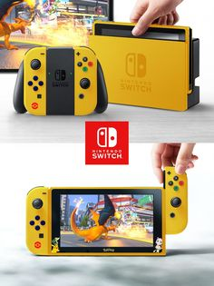 Nintendo Switch gets a much-needed splash of color: Nintendo Switch gets a much-needed splash of color:…