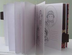 Mini Copic Book!