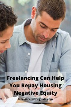 Freelancing can help you repay your housing negative equity #Freelancing #Housing #NegativeEquity Effective Time Management, Good Time Management, Online Work From Home, Work From Home Moms, Career Advice, Career Help, Freelance Online, Technical Writing, Future Career