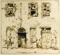 Stapleton Kearns: Alfred Hutty's Charleston and Rockport