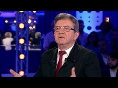 Le journal de BORIS VICTOR : Jean-Luc Mélenchon - On n'est pas couché 8 avril 2...