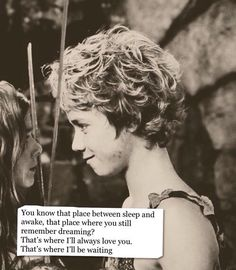 2003 version of Peter Pan. Trini absolutely loves Jeremy Sumpter in his role of Peter Pan 2003 Jm Barrie, Peter And Wendy, Film Disney, Lost Boys, Disney Quotes, First Girl, Neverland, Good Movies, Awesome Movies