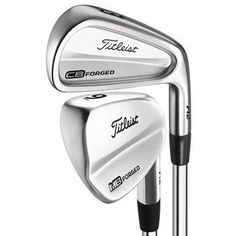 Titleist CB/MB 712 Forged Combo Iron Set Preowned Golf Club #golfclubs