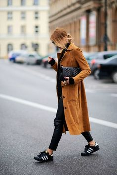 South Molton St Style: Suede Coats
