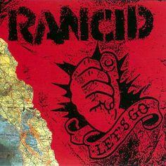 Rancid Let's Go Epitaph Records 180g LP #Vinyl Record New Sealed