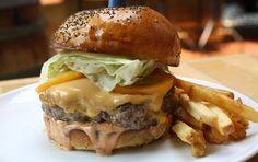 The 10 Best New Burgers Around the U.S. | burgers - Zagat