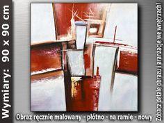 OBRAZ nr AB375 90x90 cm obrazy nowoczesne, malarstwo współczesne http://www.obrazy-olejne24.pl/pl/p/OBRAZ-nr-AB375-90x90-cm-obrazy-nowoczesne-/129 www.Obrazy-olejne24.pl