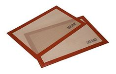 Artisan Non-Stick Silicone Baking Mat - 2 Pack, 2016 Amazon Top Rated Bakeware  #Kitchen