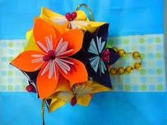 kusudama flower - Google Search