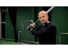▶ How to Hit a Softball | Softball Lessons - YouTube