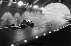 monaco grand prix tunnel video