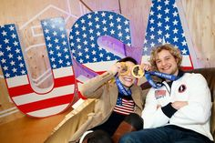 Olympic Gold Medalists Meryl Davis and Charlie White on the Art of Being Just Friends