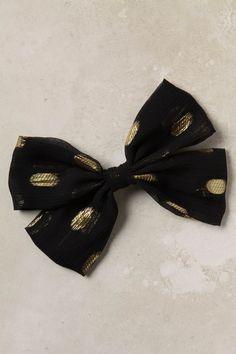 bows and polka dots