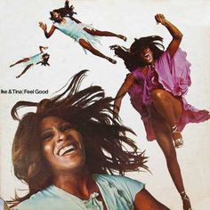 Ike & Tina Turner Feel Good 180g Vinyl LP 2014 Stereophile Magazine Record to Die For Feel Good, not Superfly, is the sound of early-'70s pimping -- even when the tempo slows down, which happens rarel