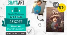 Special CHRISTMAS Offer - 25%OFF - ART PHOTO MANIPULATION!!!  #christmas #promotion #offer #gifts #prints #art #photography #photo #manipulation #photoshop #fantasy #abstract #modern #popart #scene #OFF #presents #xmas #shaynart #children #child #baby #discount #artworks #paintings #elf #elves #decoration #interior #santa #calendar  #photomanipulation #collages #hobbit #harrypotter #surreal #gift #canvas #acrylic #digital #unicorn #fairy #fairies #animal  #creative #donikanikova #quote