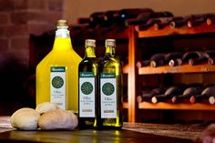 Our Olive Oil - L'olio d'oliva