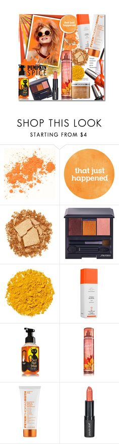 """Pumpkin"" by clovers-mind on Polyvore featuring beauty, Olsen, Urban Decay, Shiseido, Illamasqua, Drunk Elephant, Peter Thomas Roth, Paula Dorf, BeautyTrend and Beauty"