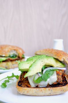Ultimate Veggie Burgers @AnotherRoot