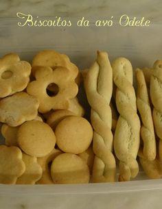 Dona Biscoito: E agora biscoitos