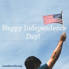 Happy Fourth of July! Have a safe and happy holiday, and remember the blessings we have in America.