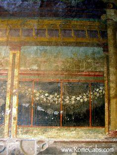 Pompeii, Italy wall art
