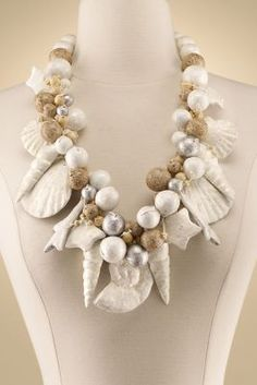 Sea Treasure Necklace from Soft Surroundings