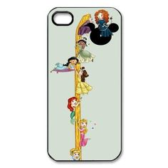 Amazon.com: Disney Princess in Order Custom Iphone 5 Case: Cell Phones & Accessories on Wanelo