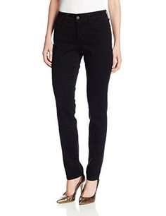 Looking for NYDJ NYDJ Women's Petite Alina Legging Fit Skinny Jeans, Black, 6 ? Check out our picks for the NYDJ NYDJ Women's Petite Alina Legging Fit Skinny Jeans, Black, 6 from the popular stores - all in one. Business Casual Jeans, Petite Leggings, Flannel Lined Jeans, Skinny Fit Jeans, Jeans Style, Stretch Denim, Jeggings, Black Jeans, Women's Jeans