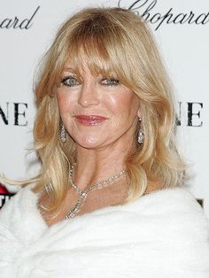 Goldie Hawn  Doing good things  http://thehawnfoundation.org/