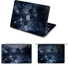computer cover decal sticker galaxy