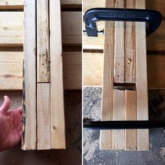 As a really common recycled material, wooden pallet you might have used them to make something useful for your home. You know they have endless potential can be Wooden Pallet Christmas Tree, Pallet Wood Christmas Tree, Pallet Tree, Wooden Christmas Tree Decorations, Christmas Village Display, Christmas Wood Crafts, Wooden Tree, Painting On Pallet Wood, Christmas Interiors