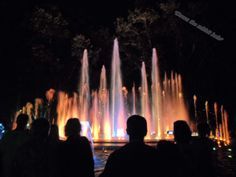Fountain on Margaret Island #Budapest