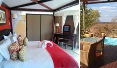 The Elephant Camp in Victoria Falls Elephant Camp, Private Viewing, Senior Trip, Victoria Falls, Plunge Pool, Bar Areas, Africa, Camping, Luxury