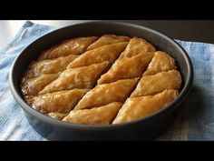 Baklava Recipe  How to Make Baklava from Scratch