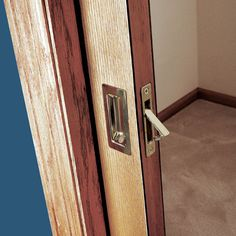 How To Install A Sliding Pocket Door